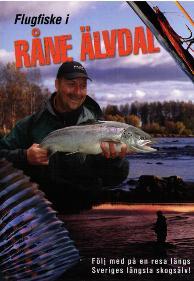 Flugfiske i Råne Älvdal DVD