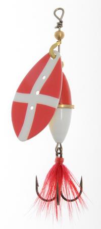 Wipp Spinn.  7 g Danmark