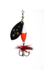 Wipp Spinn.  3 g Svart HOT