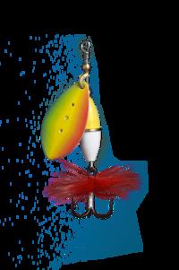 Wipp Spinn.  5 g Rainbow