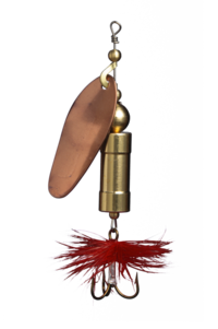 Tuna-Lax Spinnare 25 gr Koppar