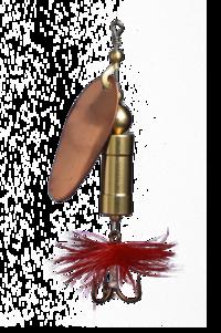 Tuna-Lax Spinnare 30 gr Koppar